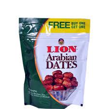 Lion Dates Arabian Buy 1 Get 1 Free