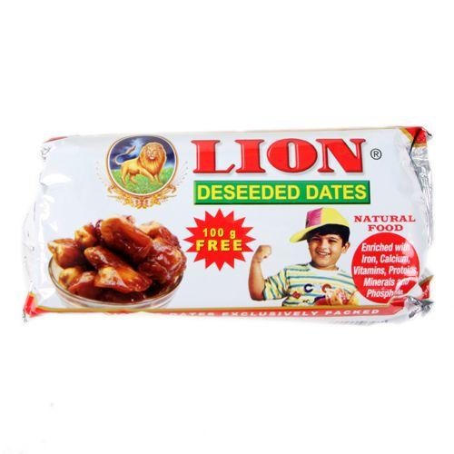 Lion Dates Deseeded
