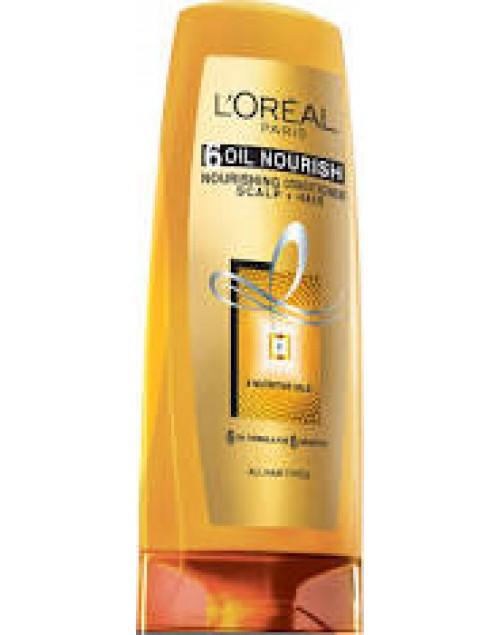 Loreal Paris 6 Oil Nourish Nourishing Shampoo Scalp Plus Hair