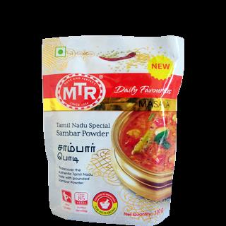 MTR Tamil Nadu Special Sambar Powder