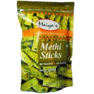 Maiyas Namkeen Methi Sticks