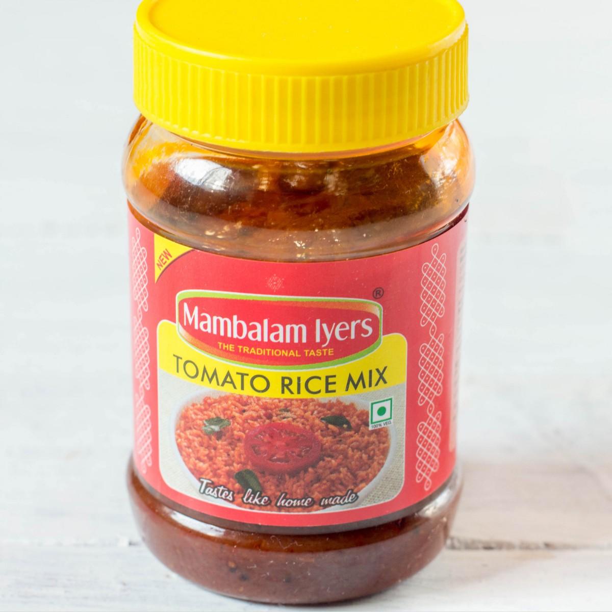Mambalam Iyers Mix Tomato Rice