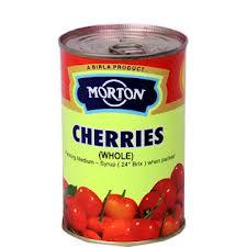 Morton Cherries Whole