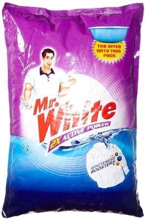 Mr White Detergent Powder