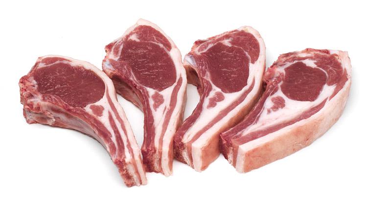 Mutton Loin Cut Piece