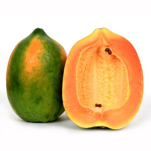 Papaya Organically Grown