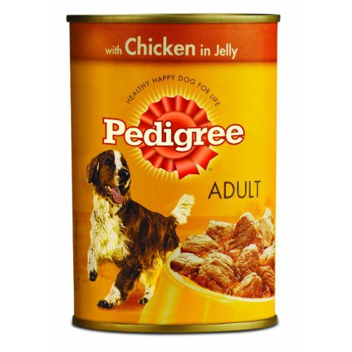 Pedigree Can Chicken in Jelly