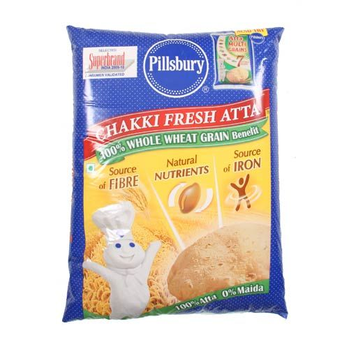 Pillsbury Atta Chakki Fresh