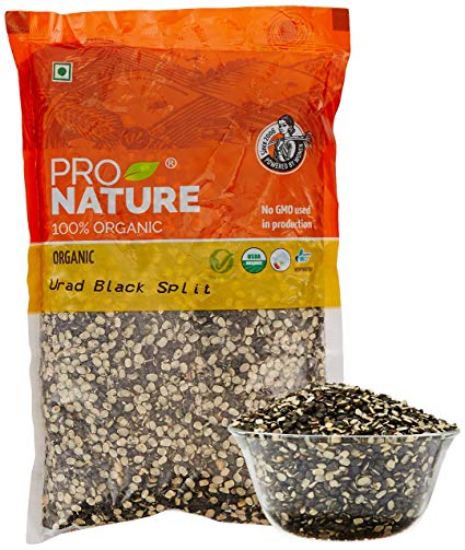Pro Nature Organic Urad Black Split