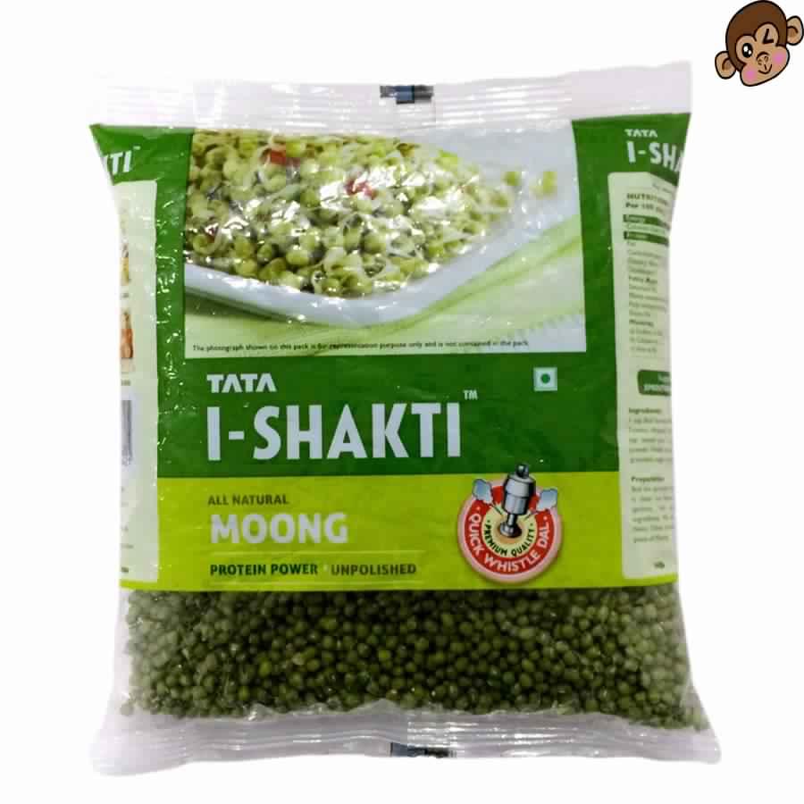 Tata I Shakti Moong Whole