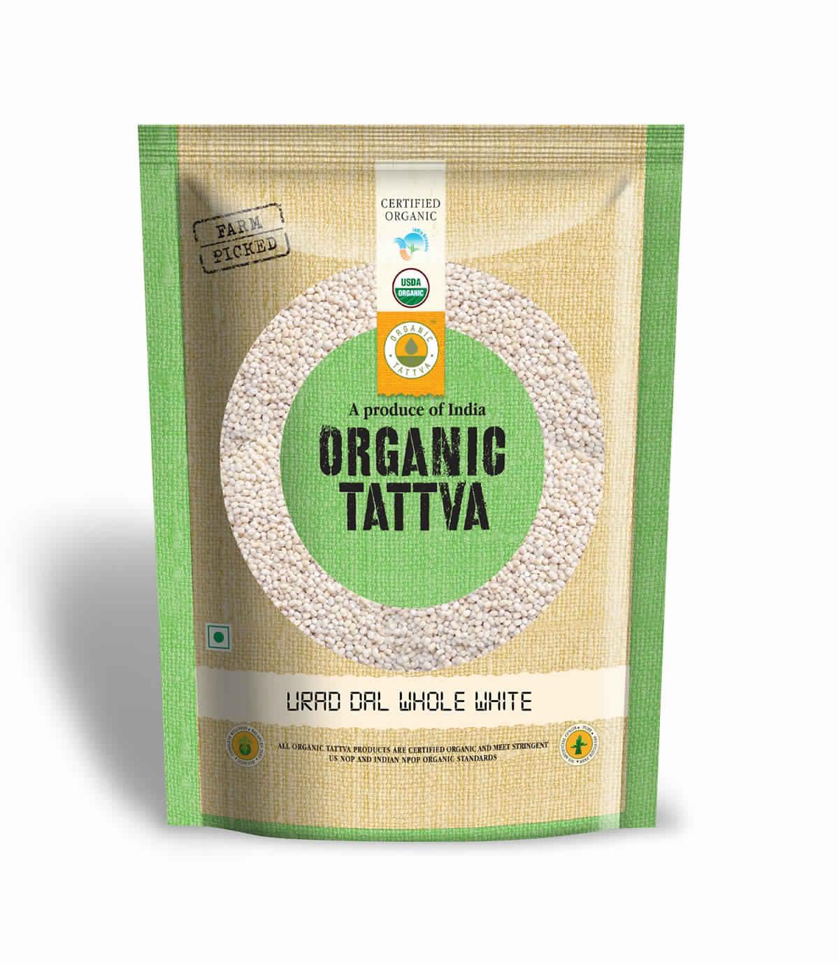 Tattva Organic Urad Dal