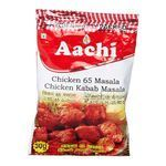 Aachi Chicken Kabab Masala and Chicken 65