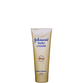 Johnson and Johnson Baby Cream