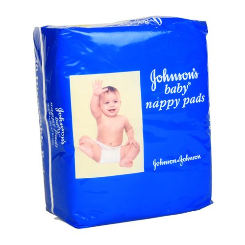 Johnson and Johnson Baby 20 Nappy Pads