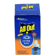 All Out Liquid Vaporizer Refill 90 Nights