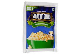 Act II Chilli Surprise Popcorn