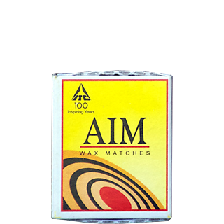 Aim Wax Matches