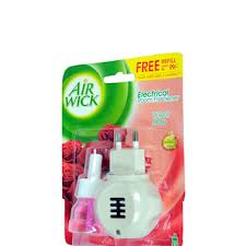 Air Wick Electrical Room Freshener Velvet Rose With Device plus Refill