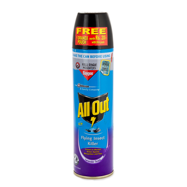 All Out Flying Insect Killer