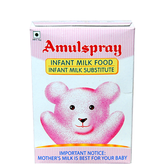 Amulspray Infant Milk Food Pack