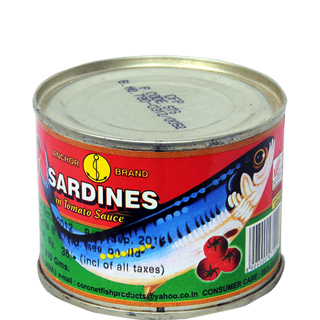 Anchor Sardine in Tomato Sauce