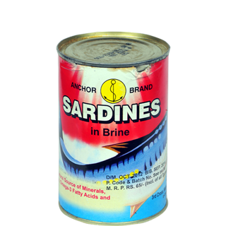 Anchor Sardines In Brine
