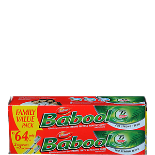 Babool Family Value Pack Toothpaste