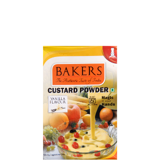Bakers Custard Powder Vanilla Flavour