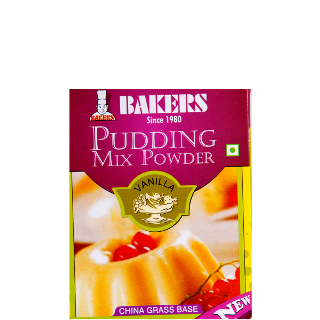 Bakers Vanilla Pudding Mix Powder