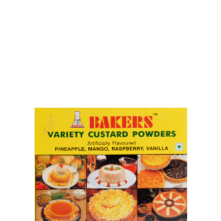 Bakers Variety Custard Powders