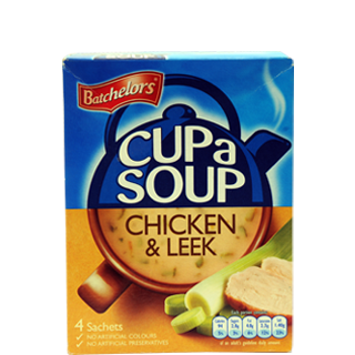 Batchelors Cup a Soup Chicken and Leek