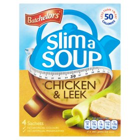 Betchelors Slim a Soup Chicken and Leek