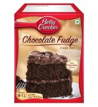 Betty Crocker Cake Mix Choco Fudge Rich Chocolate