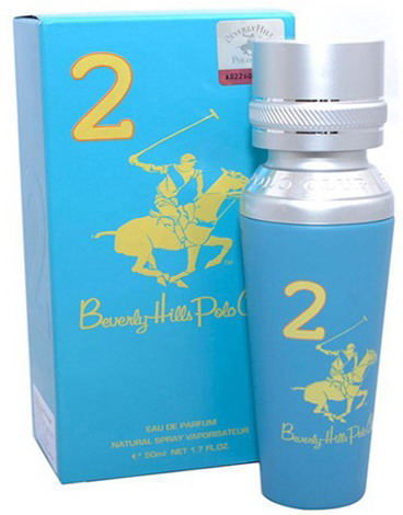 Beverly Hills Polo Club Perfume EDT 2 For women
