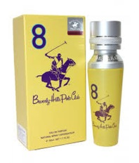 Beverly Hills Polo Club Perfume EDT 8 For women