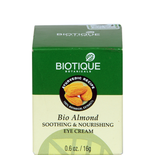 Biotique Bio Almond Soothing n Nourishing Eye Cream
