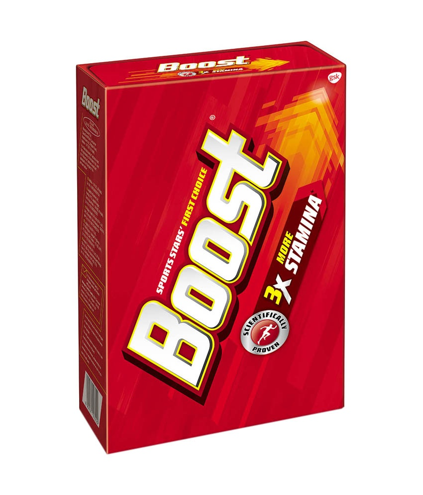 Boost Health Drink Malt Based