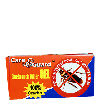 Care and Guard Cockroach Killer Gel