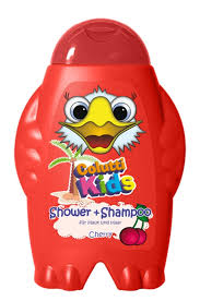 Colutti Kids Cherry Shower and Shampoo
