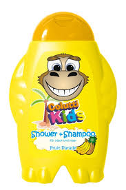 Colutti Kids Fruit Parade Shower and Shampoo