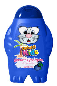 Colutti Kids Wildberry Shower and Shampoo