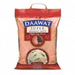 Daawat Basmati Rice Super