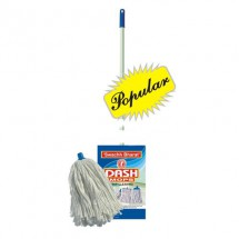 Dash Plastic Mop Popular