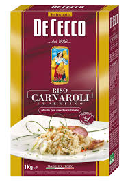 De Cecco Rice Carnaroli Superfino