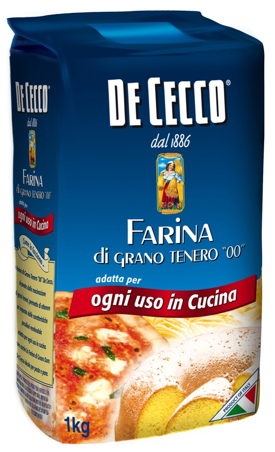De Cecco Wheat Flour Farina Soft