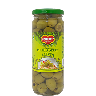 Del monte Green Olives Pitted
