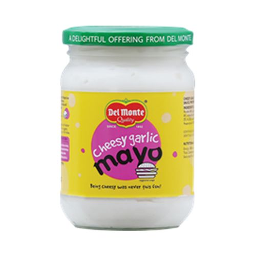 Del monte Mayo Cheesy Garlic