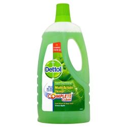Dettol Anti Bacterial Multi Action Cleaner Green Apple
