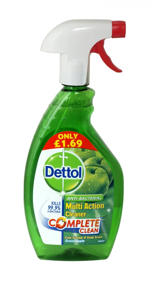 Dettol Anti Bacterial Multi Action Green Apple