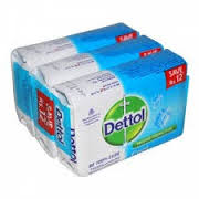 Dettol Bathing Soap Cool Pack of 3